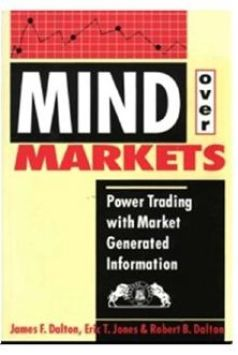 Постер: Книги Mind over Markets и Markets in Profile